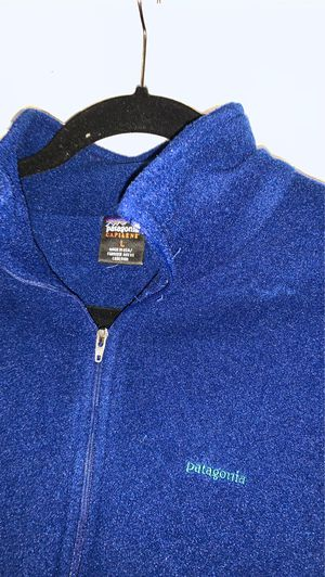 Vintage Patagonia pullover fleece men's large for Sale in Downey, CA