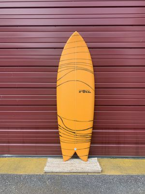 """New 5'7"""" FOIL """"The Kraken"""" surfboard for Sale in Wesley Chapel, FL"""