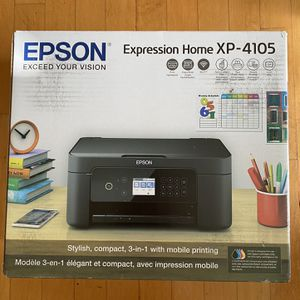 Epson Expression Home Wireless All-In-One Inkjet Printer for Sale in Fremont, CA