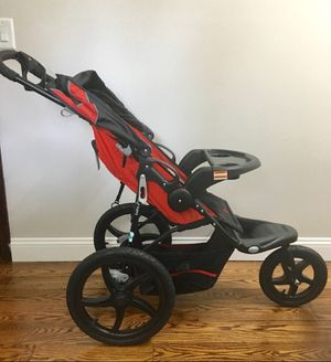 Jogging stroller XCEL Red / Black for Sale in Toms River, NJ