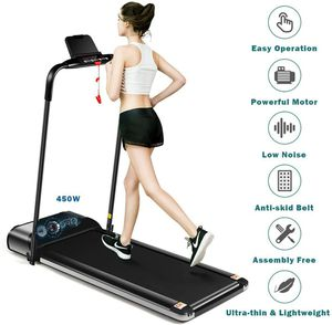 Ultra-Thin Electric Folding Treadmill for Sale in Posen, IL