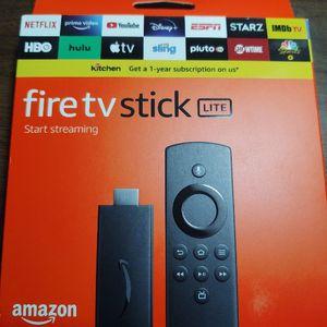 Amazon Fire Tv Stick Lite Brand New for Sale in Miami, FL