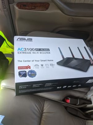 Asus Gaming router for Sale in San Diego, CA