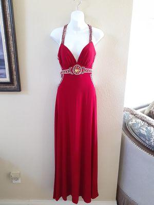 Ravishing encrusted dress for Sale in Etiwanda, CA