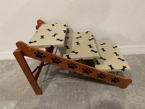 Foldable Dog Puppy Stairs for Sale in FL, US