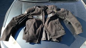 Large motorcycle jacket 40$ for Sale in Klamath Falls, OR