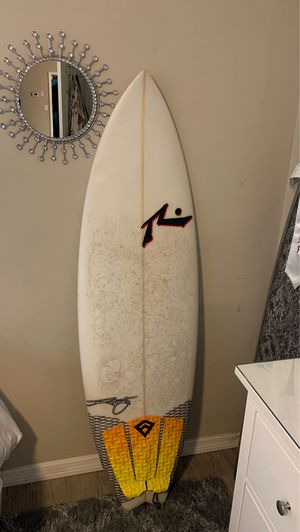 Rusty 5'7 WTF Surfboard for Sale in Tarpon Springs, FL