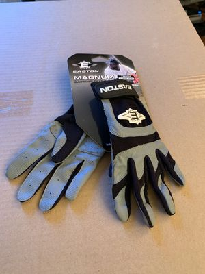 Easton batting gloves youth large for Sale in Fairfax, VA