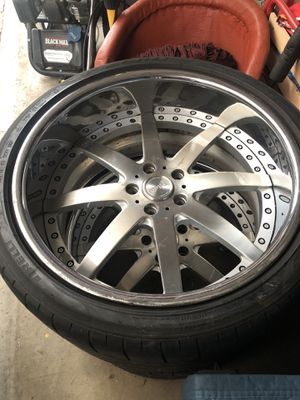 """3 PCS """"20 Wheels VELLANO for Sale in City of Industry, CA"""