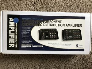 Audio/Video Amplifier for Sale in Pearland, TX