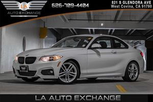 2017 BMW 2 Series for Sale in West Covina, CA
