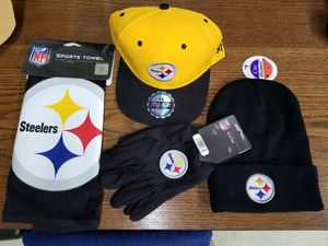 Steelers gift pack for Sale in Willington, CT