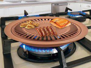 Non-Stick Copper Stove Top Grill Set for Sale in Vista, CA