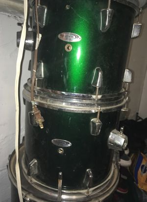 Percussion Plus 5pc drum set for Sale in Baltimore, MD