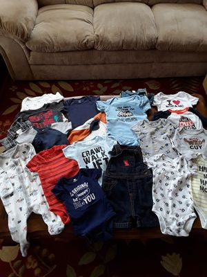 Baby Clothes Lot - 9-12 Months for Sale in West Covina, CA