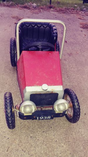 Smaller metal pedal car for Sale in NO HUNTINGDON, PA
