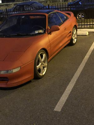 Good conditions Toyota Mr2 for Sale in Springfield, VA