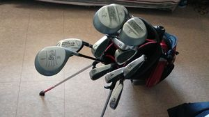 Golf clubs and 14 club bag Walter Hagen for Sale in Cranston, RI