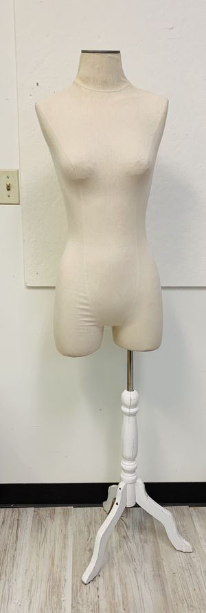 Linen Mannequin (w/ Stand) for Sale in Boston, MA