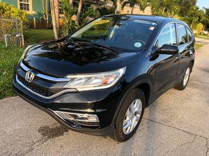 2016 Honda CRV EX L for Sale in West Park, FL