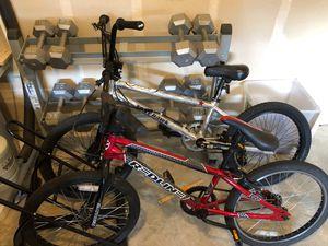 Tony hawk & Redline BMX Bikes for Sale in Ridgefield, WA