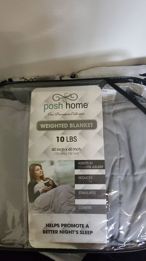 Weighted Blanket for Sale in Portland, OR