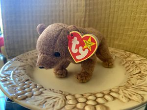 TY Beanie Baby Pecan 1999 for Sale in Bloomington, CA