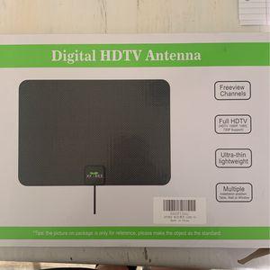 Digital HDTV Antenna for Sale in Turlock, CA