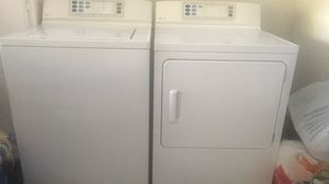 Washer and dryer set for Sale in Hesperia, CA