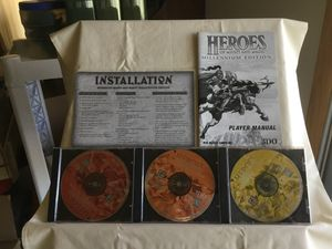 Heroes of Might and Magic for Sale in Tucson, AZ