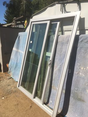 Sliding patio door for Sale in Perris, CA