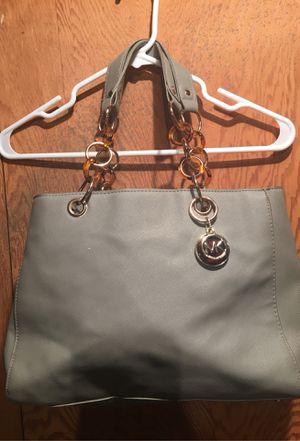 M k light blue /grey bag for Sale in Gresham, OR