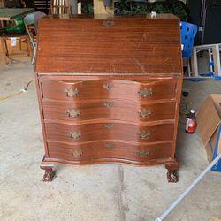 Vintage Secretary Desk for Sale in Dayton,  OR