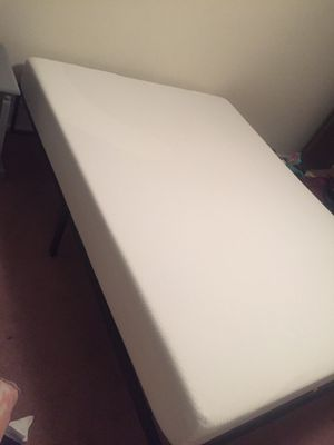 Queen Mattress/Bed Frame for Sale in Warren Air Force Base, WY