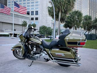 2007 Harley Davidson Electra Glide Ultra Classic Low Miles for Sale in Miami,  FL