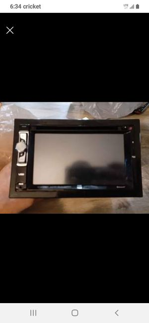 Raul touch screen Bluetooth for Sale in New Franklin, OH