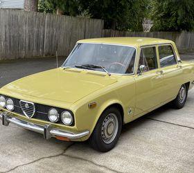 Sale Pending: 1972 Alfa Romeo Berlina for Sale in Bellevue,  WA