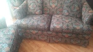 floral patterned small couches for Sale in Manassas, VA
