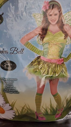 Tinkerbell Costume for Sale in Chicago, IL