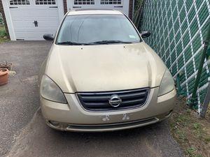 2002 Nissan Altima 3.5 V6L for Sale in Lithonia, GA