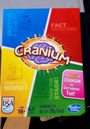 Cranium board game for Sale in Euless, TX