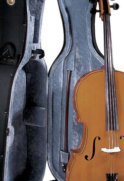 CremSC-175 Premier Student Cello Outfit - 4/4 Size for Sale in Santa Rosa,  CA