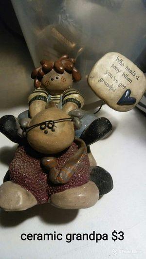 Grandpa figurine for Sale in Orondo, WA