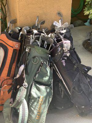 Golf clubs for Sale in Vista, CA
