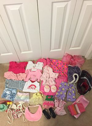 Assorted Build a bear clothing items for Sale in Kennesaw, GA