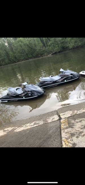 For sale pair 2007 Yamaha vx cruiser $6500! VENDO for Sale in Rockville, MD