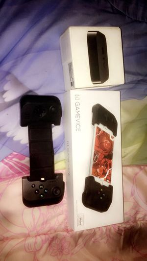 Apple tv first generation and iphone 6s> 7> 8 control gaming for Sale in Alexandria, VA