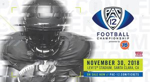 PAC 12 championship ticket for Sale in Salt Lake City, UT