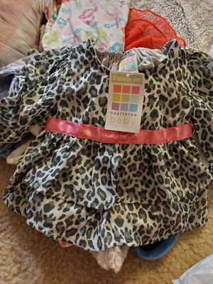 BABY GIRL CLOTHES for Sale in Abingdon, MD
