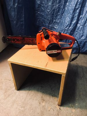 10 in electric chainsaw for Sale in Washington, DC